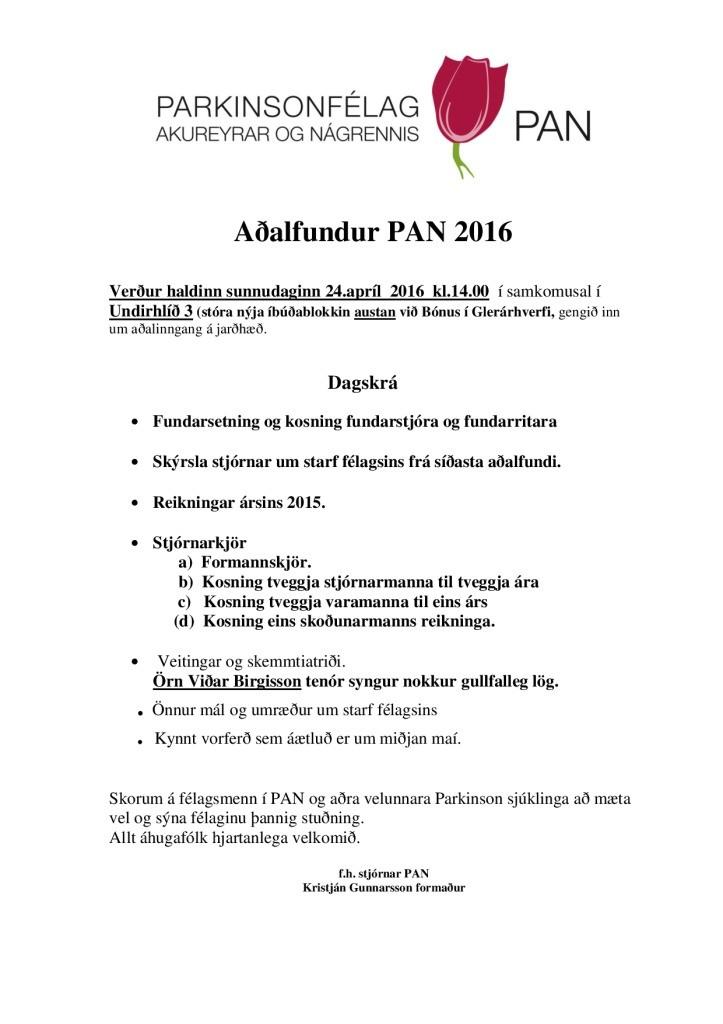 thumbnail of Aðalfundur PAN 2016
