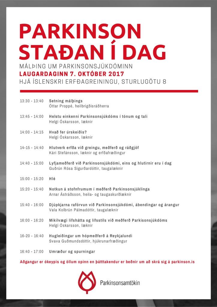 thumbnail of Poster A4 – Málþing 2017