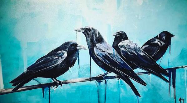 Fuglar hugans – sýning í sýndarveruleika